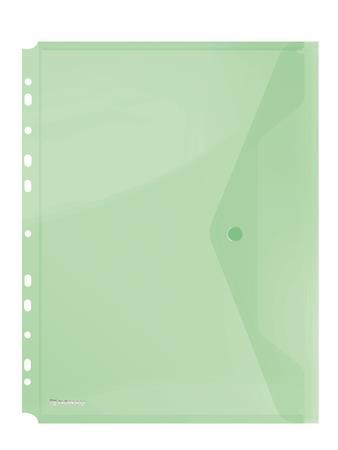 """VICTORIA iratrendező, 50 mm, A4, PP/karton """"Basic"""" rózsaszín"""