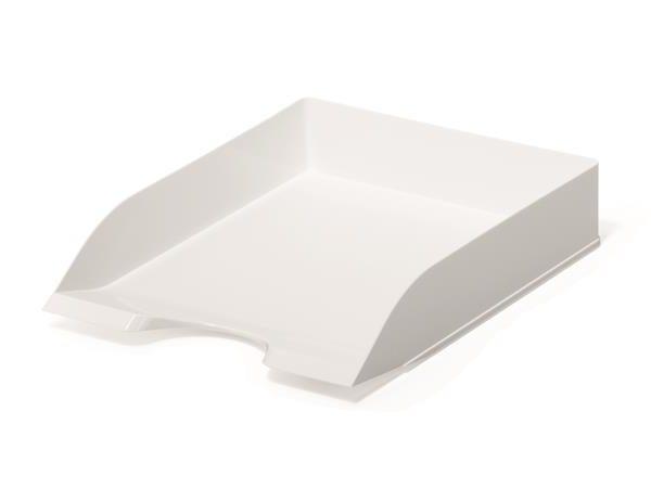 "Irattálca, műanyag, DURABLE, ""Basic"", fehér"