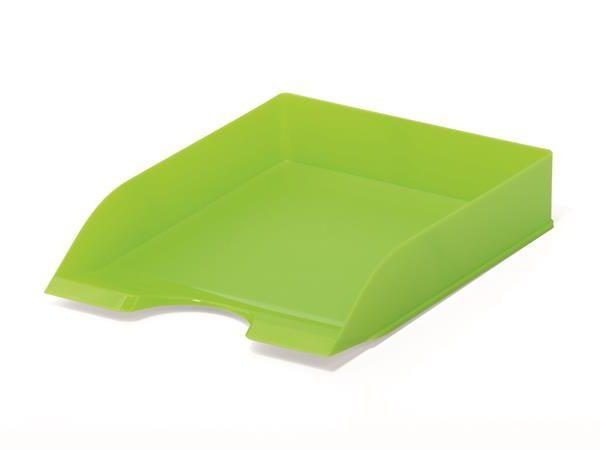"Irattálca, műanyag, DURABLE, ""Basic"", zöld"