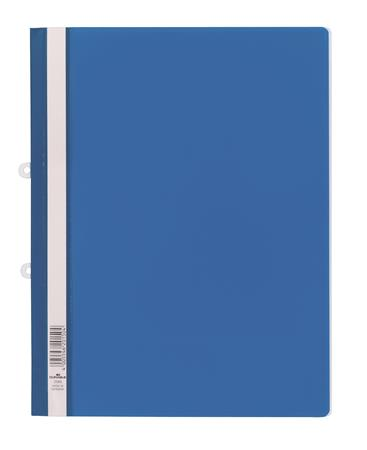 Gyorsfűző, PP, A4, DURABLE, kék