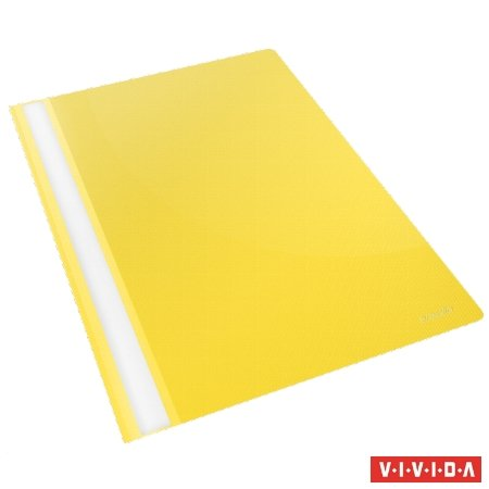 "Gyorsfűző, PP, A4, ESSELTE ""Standard"", VIVIDA, sárga (25 db)"