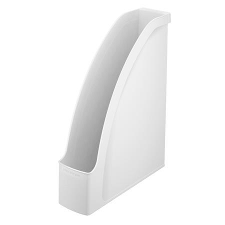 "Iratpapucs, műanyag, 70 mm, LEITZ ""Plus"", fehér"
