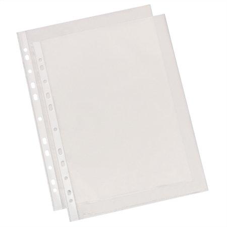 Pólyás dosszié, karton, A4, VICTORIA, sárga (5 db)