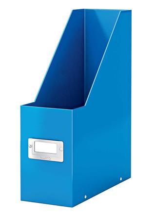 Archiválódoboz, A4, 100 mm, karton, VICTORIA, zöld-fehér