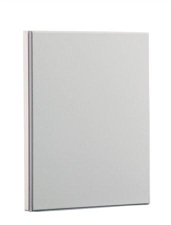 Gyűrűs könyv, panorámás, 4 gyűrű, 70 mm, A4, PP/karton, PANTA PLAST, fehér
